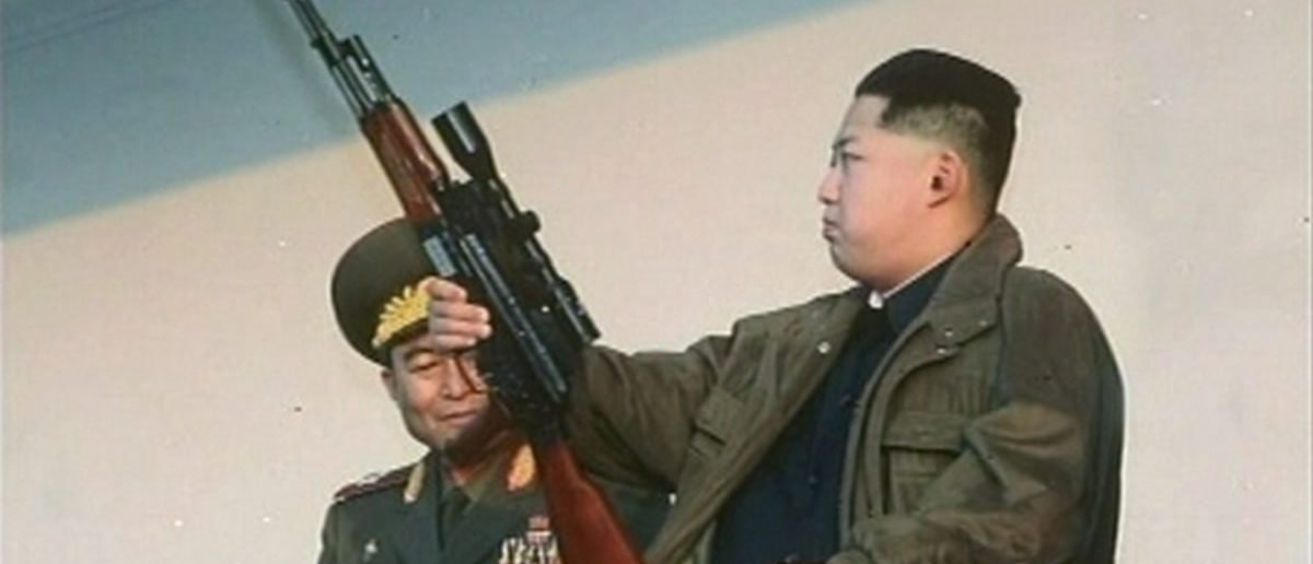 Kim Jong Un Offers To 'Teach' Trump 'A Lesson'