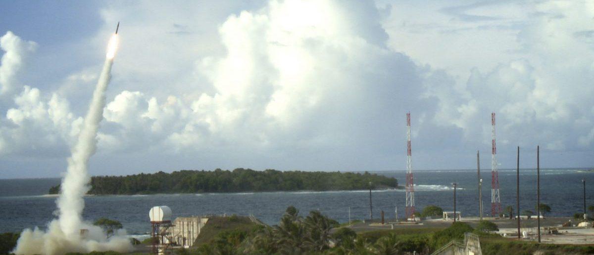 US Conducts Successful ICBM Intercept Test With Eye On North Korea [VIDEO]