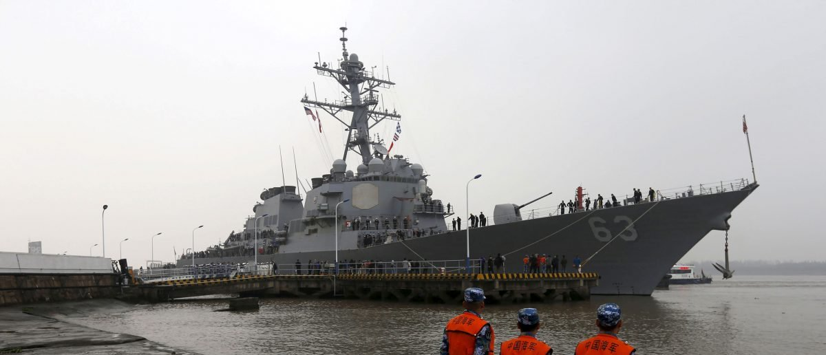 China And The US Have Joined Forces In The South China Sea … But Only For The Moment