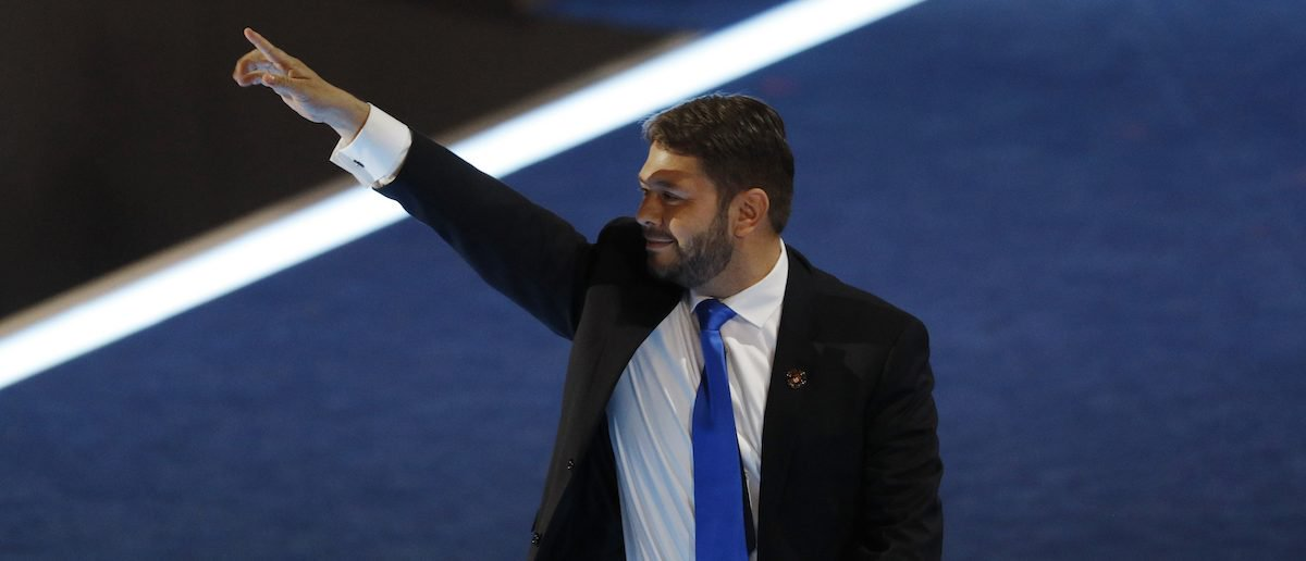 Ruben Gallego Says Trump Isn't Just A Racist--He's An 'Absolute Racist'