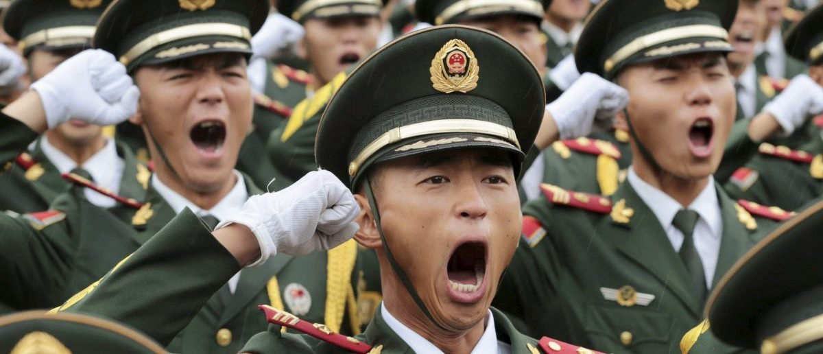 US Preemptive Strike On North Korea Could Start A War With China, State Media Suggests