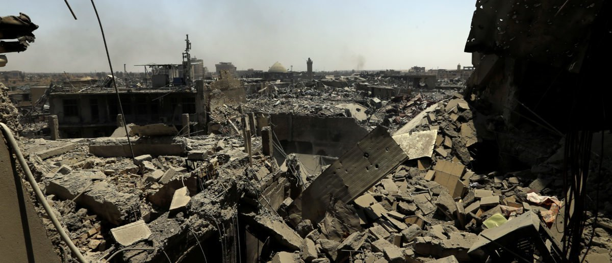 The Aftermath Of The Battle For Mosul Is Absolutely Staggering [Photos]