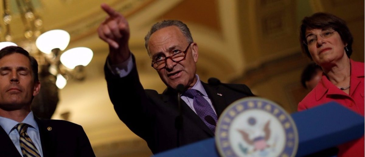 Schumer: Democrats, Not Russia, To Blame For Election Loss