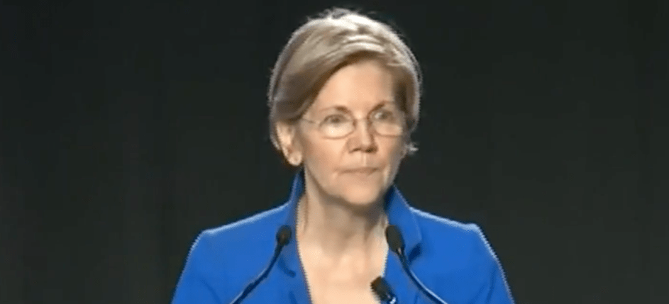 Elizabeth Warren To Trump: 'Never, Ever, Going To Build Your Stupid Wall' [VIDEO]