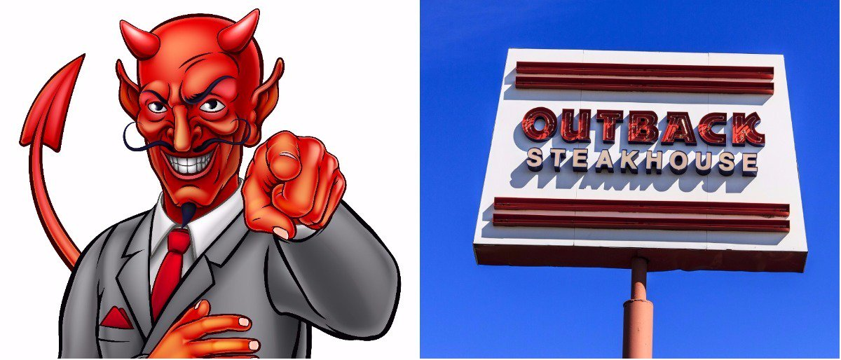 Is Outback Steakhouse A Sinister Satanic Cult? Here's The Evidence