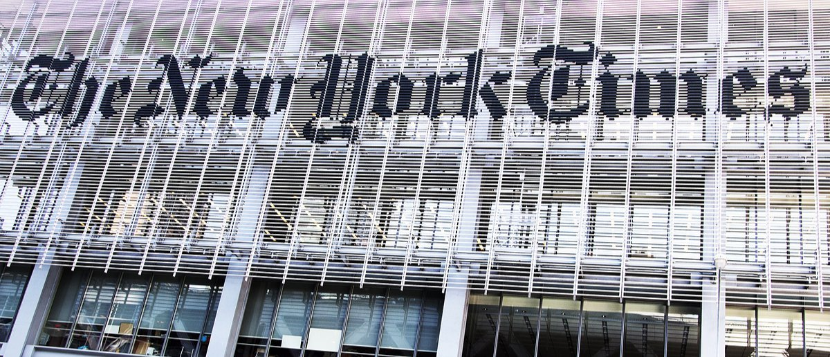NYT Reporter Caught Passing Off Local Reporter's Photo As His Scoop