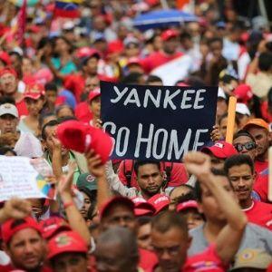 'Stop US Aggression': Venezuela Responds to 'Imperialist' Trump