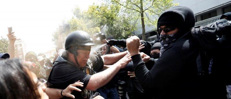 Leftist Activist Who Celebrated Berkeley Violence Arrested For Assault