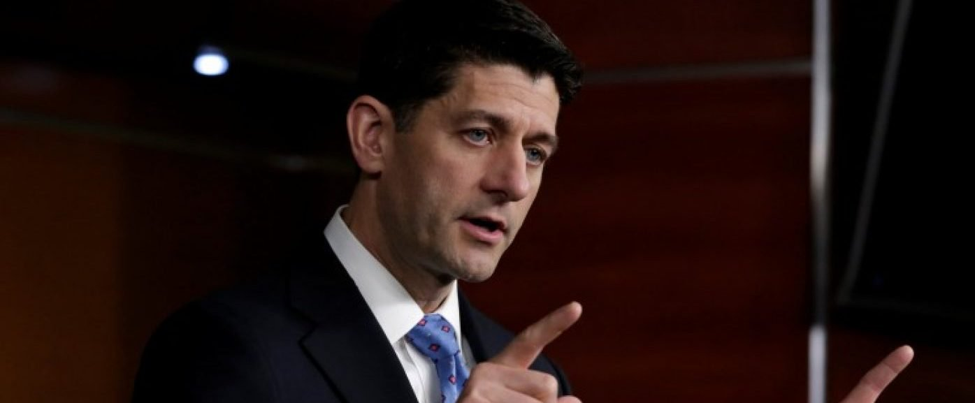 Ryan On Senate Bill: 'They're Going To Do It'