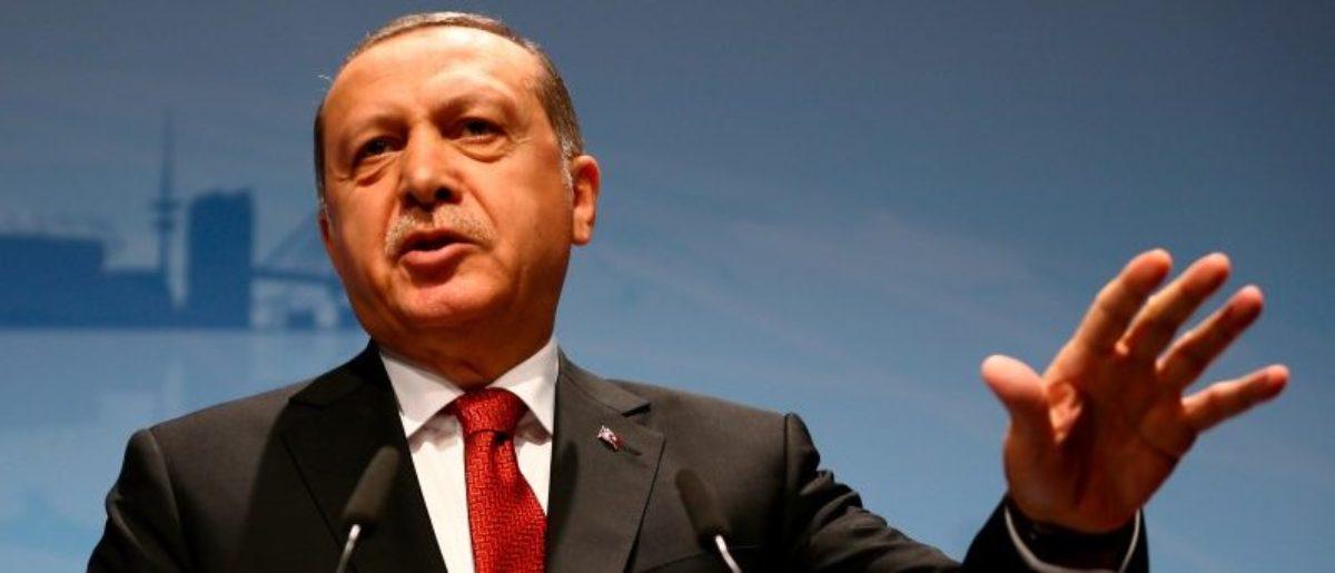 Turkey Spills Out Secret Details Of US Troop Locations
