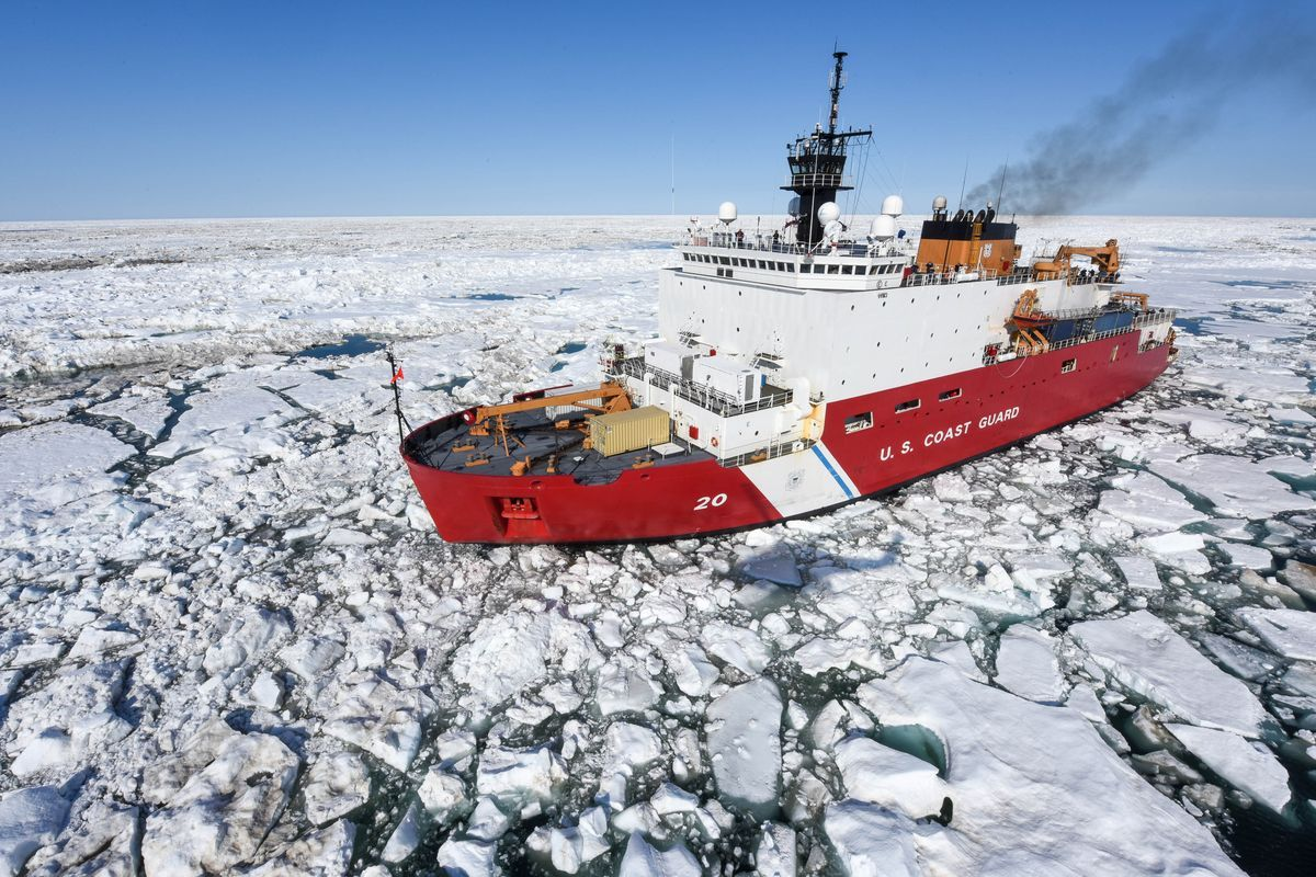 Scientists Blame 'Climate Change' For Thick Sea Ice That Halted Arctic Expedition