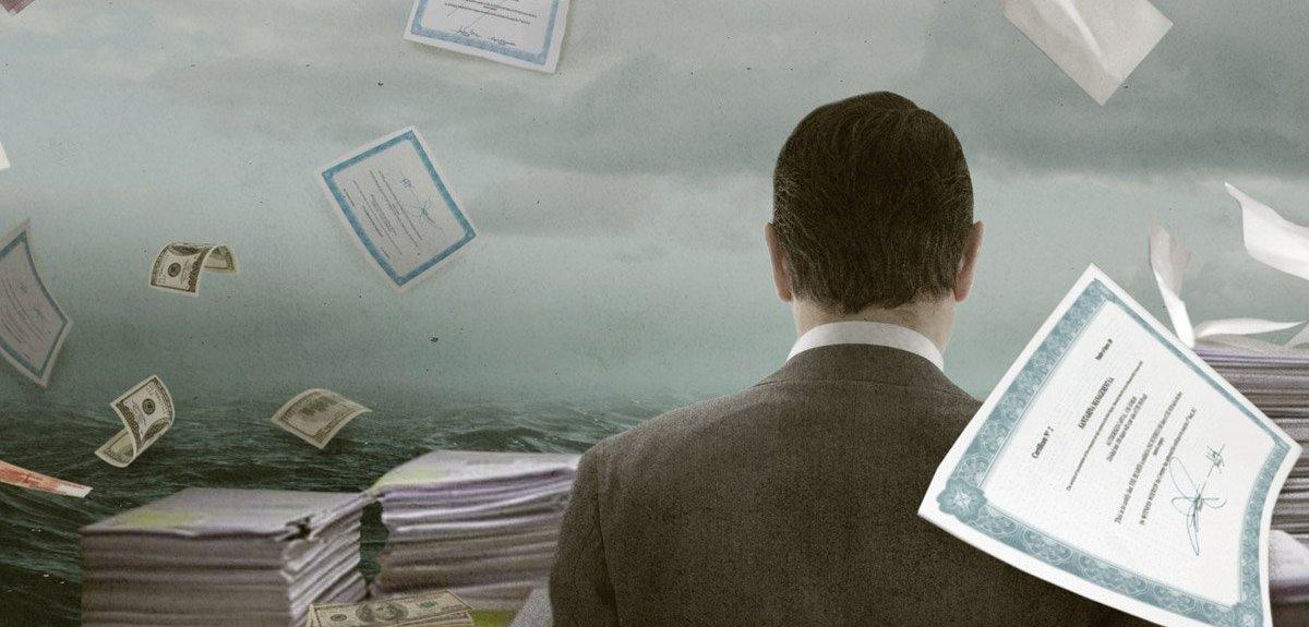 Massivo vazamento de documentos de offshore no Bahamas: 13 milhões de páginas expondo elite global.