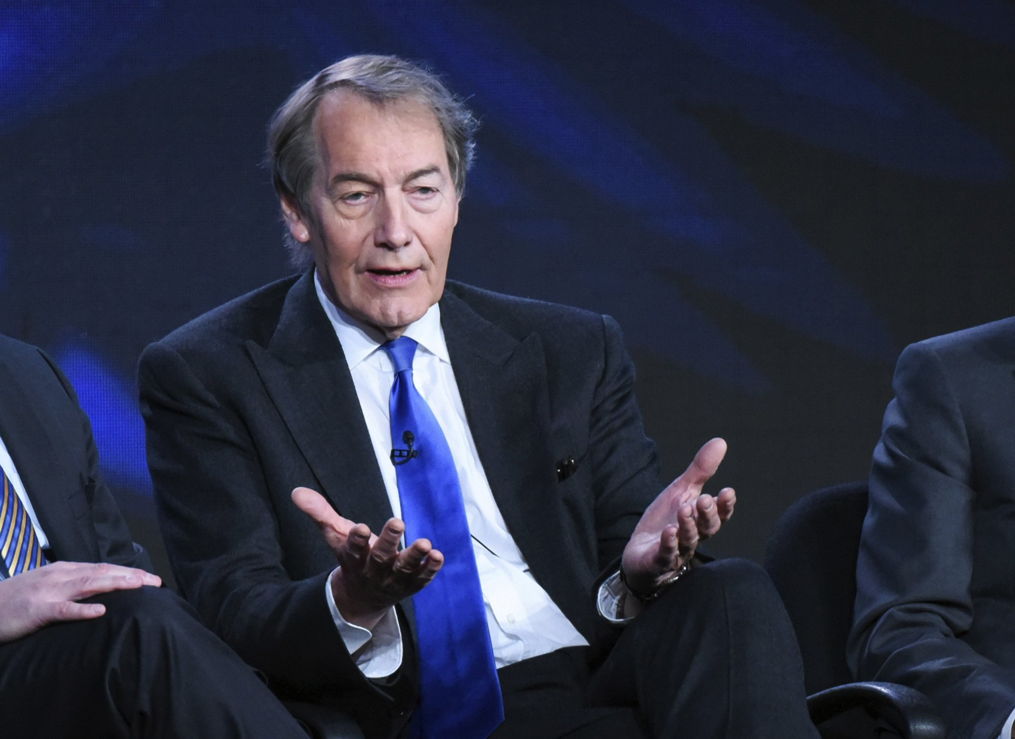 CASTING COUCH Liberal TV Legend Charlie Rose Accused by Eight