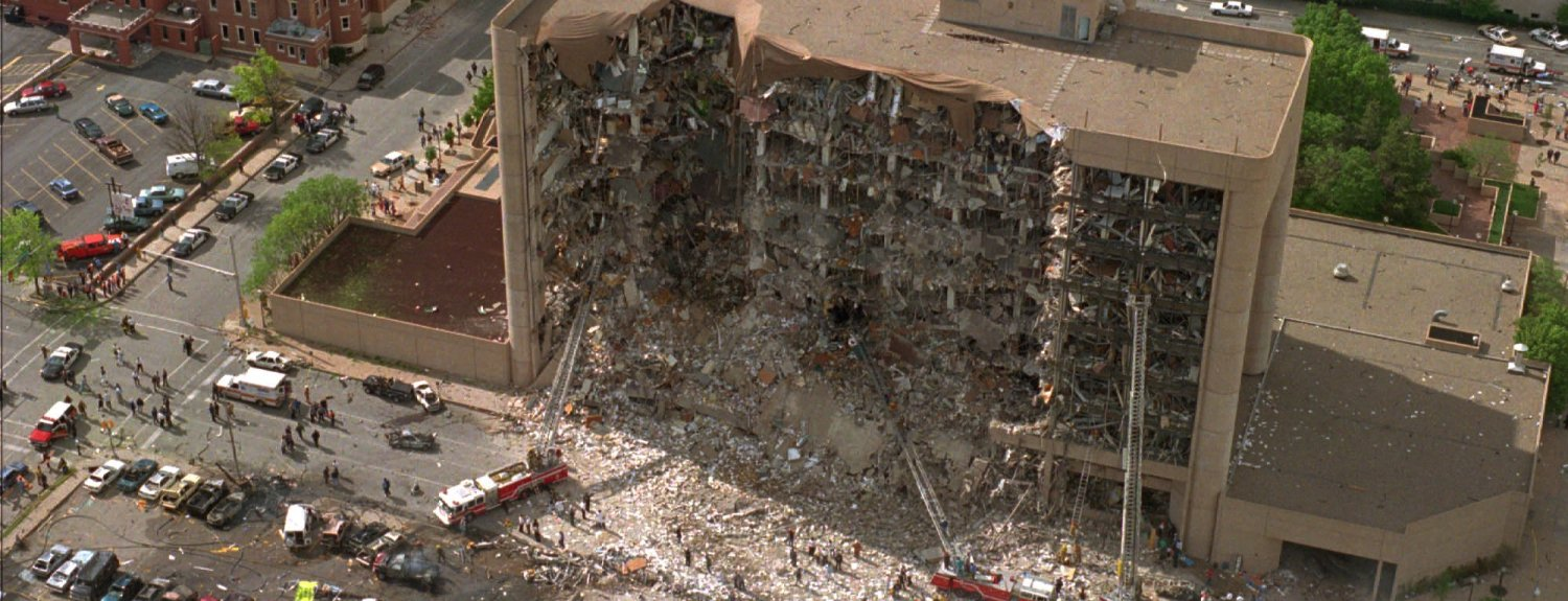 oklahoma city bombing research paper The oklahoma city bombing was the oklahoma city bombing was timothy mcveigh's response these custom papers are intended to be used for research or.