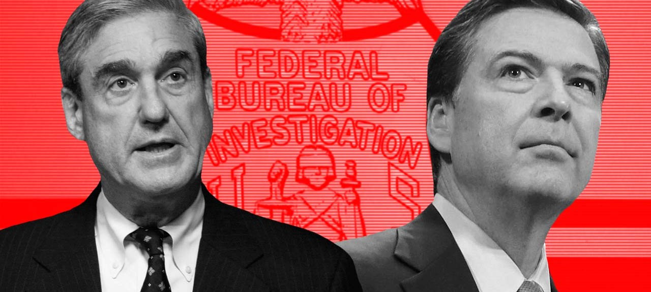 #MassResignations in 72 Hours, Flash-Bang for the GCR/RV?  Comey_mueller_fbi_-_true_pundit-1