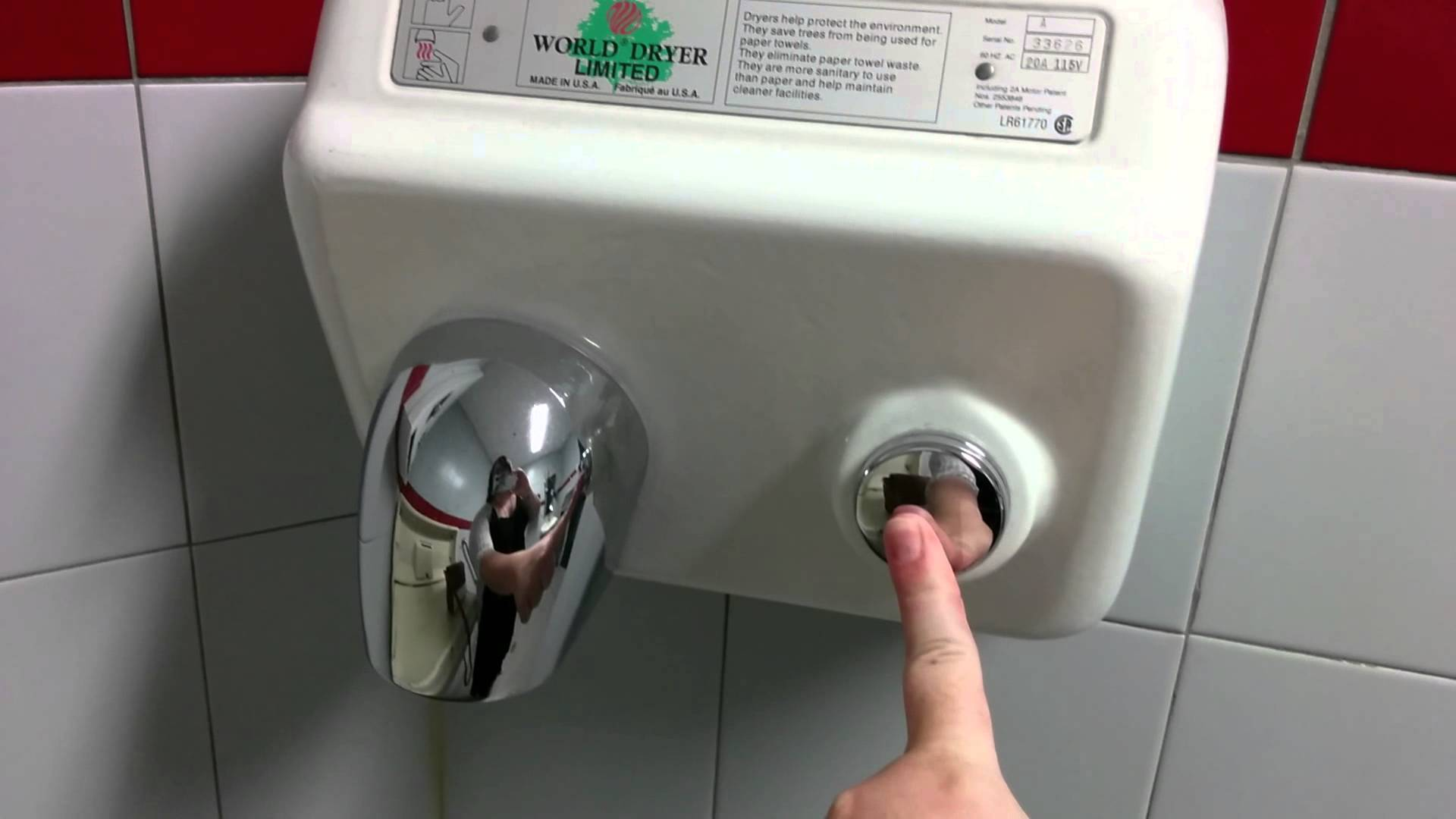 Merveilleux STUDY: Bathroom Hand Dryers Blow Poop Particles All Over You