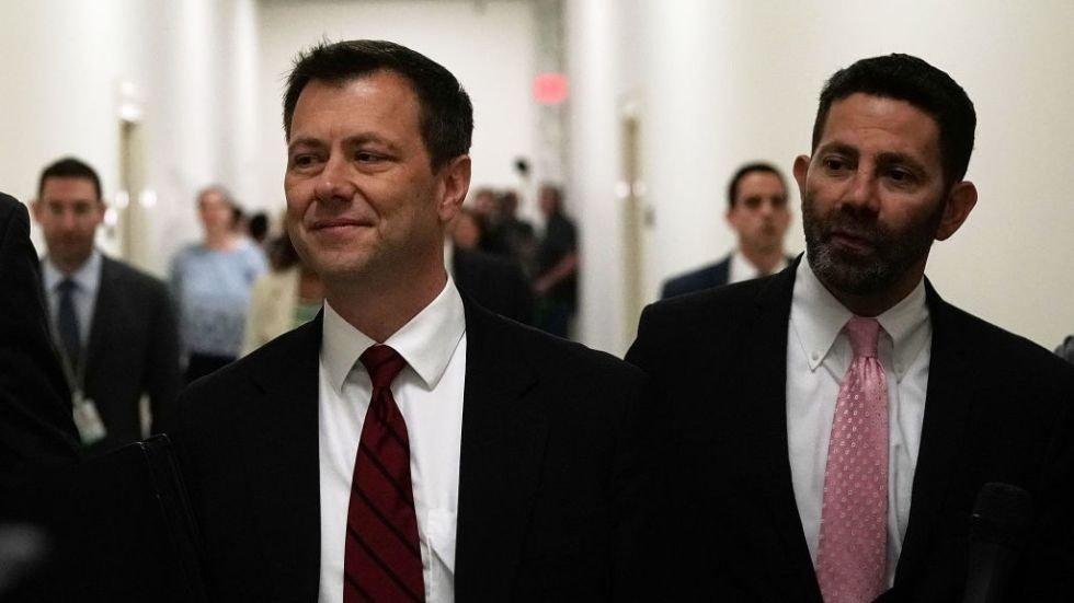 Watch FBI agent Peter Strzok's congressional testimony live – True Pundit