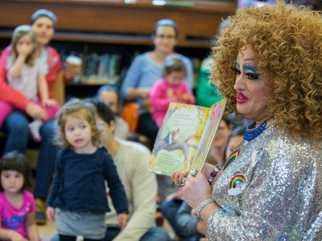 Viral Video Shows Drag Queen Teaching Children To 'Twerk' As Parents Look On