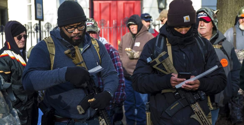 NARRATIVE FAIL: Minorities, LGBT Community, Women Show Up In Force At Pro-Gun Rally – True Pundit