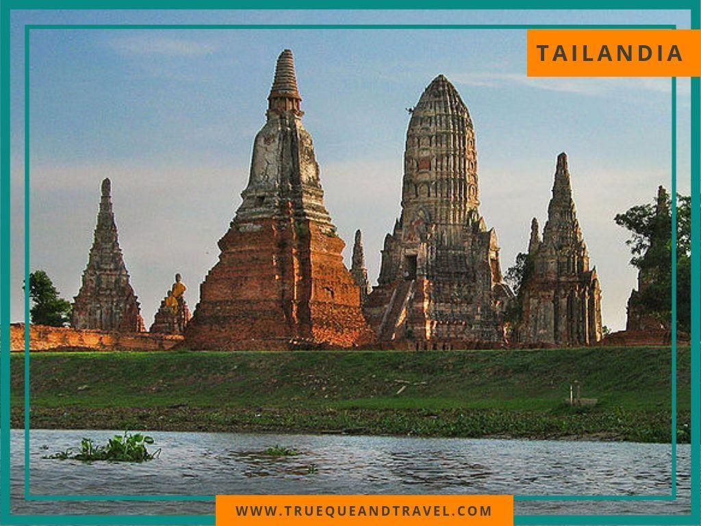 TAILANDIA PAISES VIAJES SOLA
