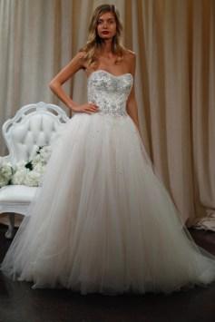 Badgley Mischka Bridal Spring 2016