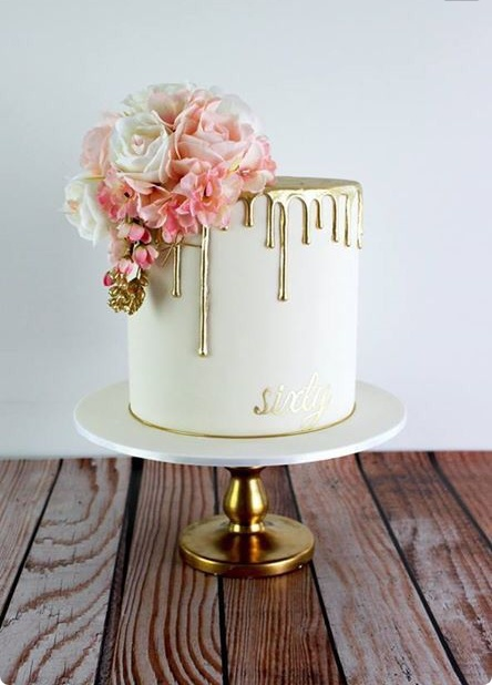 Dripping With Delight Amazing Drip Wedding Cakes True