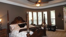 Luxurious Master Bedroom by Rialto Homes