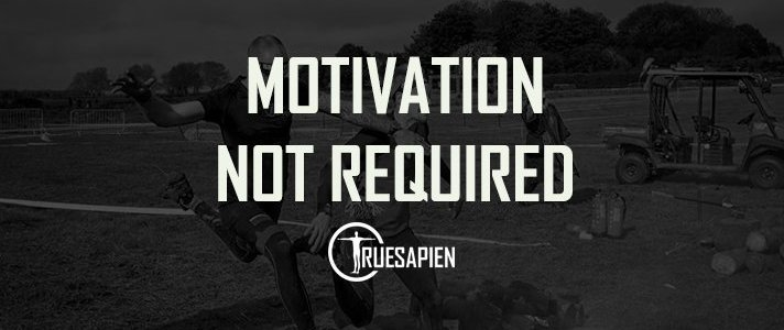 No Self Motivation Required!