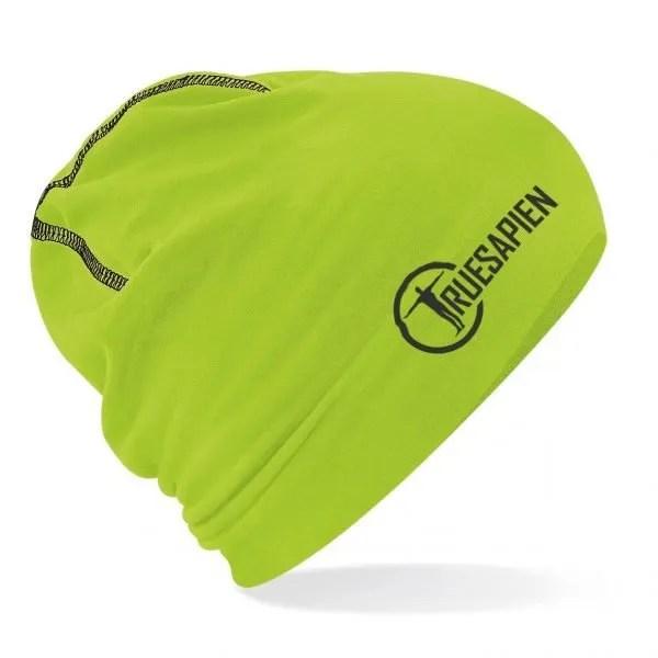 truesapien-beanie-running-hat-lime