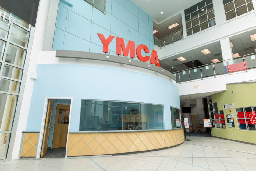 Commercial Construction YMCA