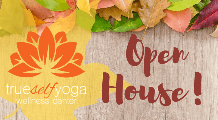 True Self Yoga Wellness Center Open House