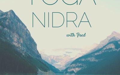 Virtual Yoga Nidra w/ Fred