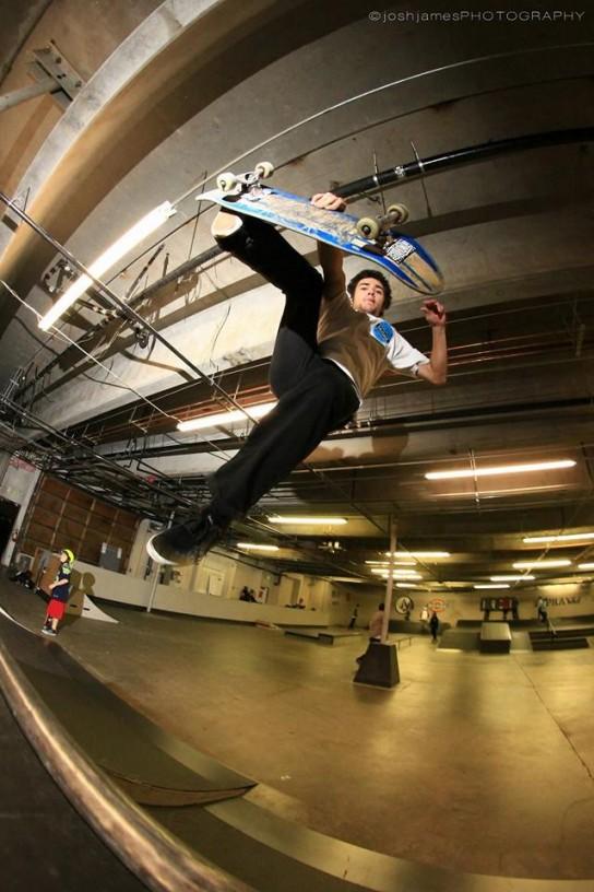 preston clark   fs boneless   all together skatepark   seattle wa   photo: josh james