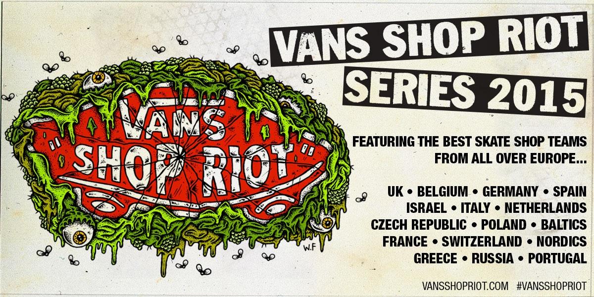 444119e856 Vans Shop Riot 2015 – True Sk8board Mag