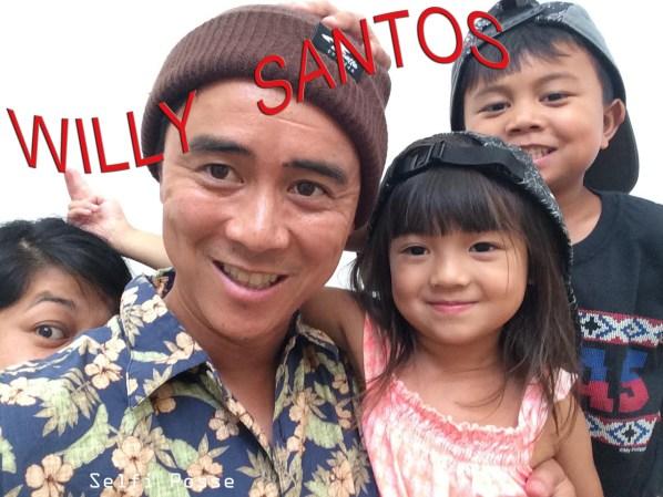 Selfie of Willy Santos