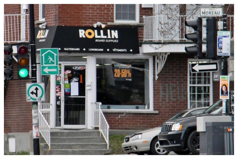 Shop-Up Rollin