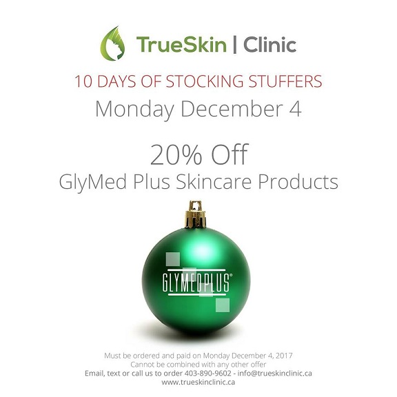 skin care product Calgary deal