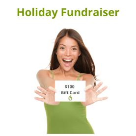 Holiday fundraiser Calgary spa