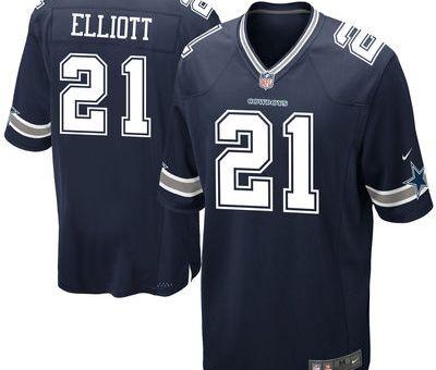 Cowboys Rookie #21 Ezekiel Elliott