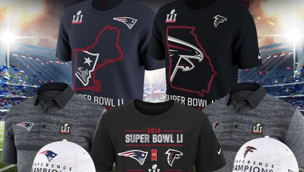 super-bowl merchandise