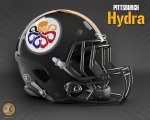 Pittsburg Steelers - Marvel Hydra