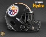 Pittsburg Steelers - Marvel Hydra