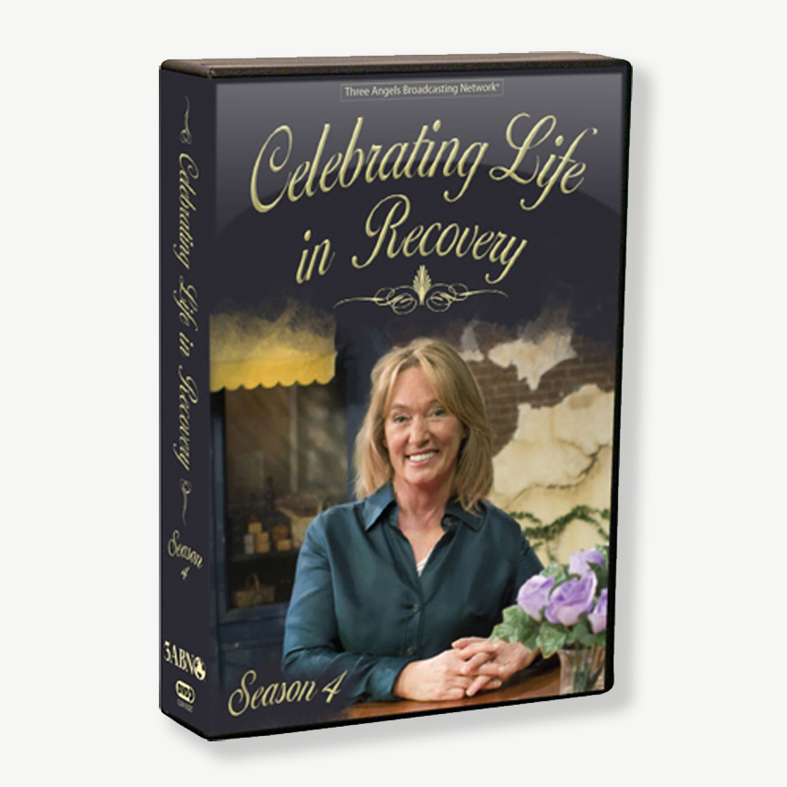 Celebrating Life in Recovery, Season 4 DVDs - True Step Ministries