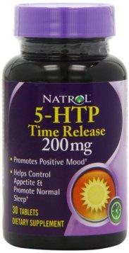 Natrol 5-HTP Time Release Tablets