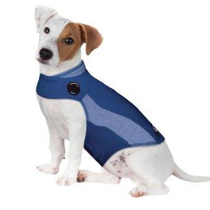 ThunderShirt Polo Dog Anxiety Jacket in Camo