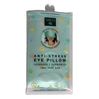 Earth Therapeutics Mind-Body Therapy Anti-Stress Eye Pillow