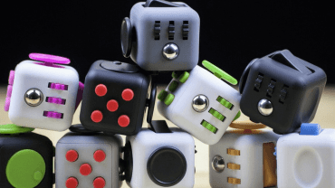 fidget cube review