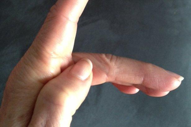 naam yoga hand trick