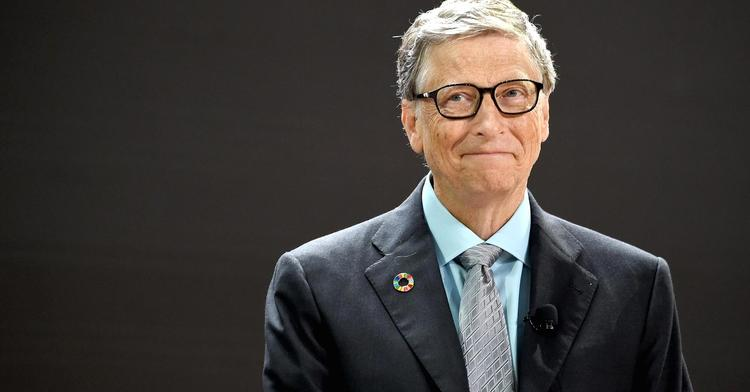 bill gates on how to feel less stressed