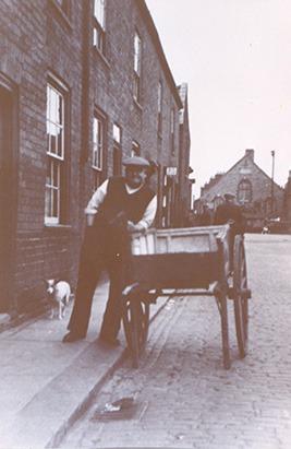 Tom Boots Benefer Samphire Cart